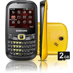 Foto Celular Samsung Corby Smart B3210 2,0 MP