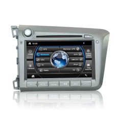 Foto Central Multimídia Automotiva Caska CA277A Touchscreen USB Bluetooth