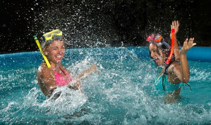 Como montar sua piscina infl vel - Piscinas de montar ...