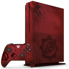 Foto Console Xbox One S 2 TB Microsoft Gears of War 4 4K HDR