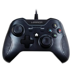 Foto Controle Xbox One Warrior JS078 - Multilaser