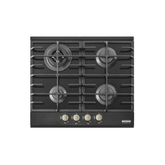 Foto Cooktop Tramontina 94739104 Design Collection Square Diamond 4 Bocas