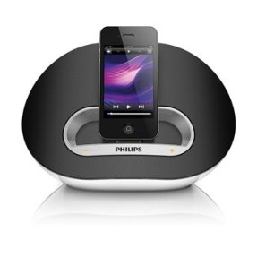 Foto Dock Station com Caixa de Som Integrada Philips DS3100
