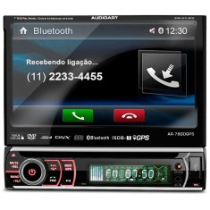 Foto DVD Player Automotivo Audioart AR-780DV
