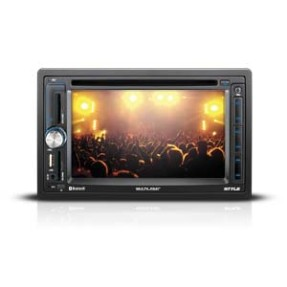 Foto DVD Player Automotivo Multilaser P3237 Bluetooth Entrada para camêra de ré Viva Voz