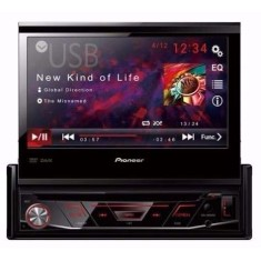 "Foto DVD Player Automotivo Pioneer 7 "" AVH-3880DVD"