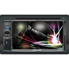 "Foto DVD Player Automotivo Pósitron 6 "" Sensor de Estacionamento SP8500BT Touchscreen"