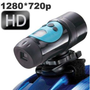 Foto Filmadora Action Sport Waterproof HD