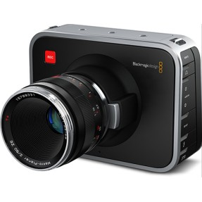 Foto Filmadora Black&Decker Cinema Camera EF