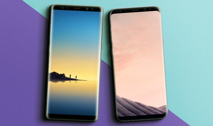 Bug faz com que a tela Galaxy S8 e Note 8 seja ativada diversas vezes ao carregar