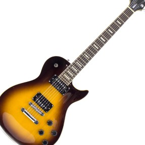 Foto Guitarra Elétrica Les Paul Washburn Idol WIN STDTSB