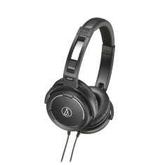 Foto Headphone Audio-Technica SolidBass ATH-WS55 Ajuste de Cabeça