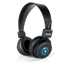 Foto Headphone Bluetooth Isound com Microfone