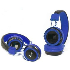Foto Headphone Bluetooth Knup com Microfone KP-355