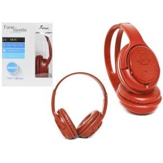 Foto Headphone Bluetooth Knup Kp-360
