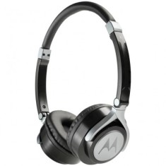 Foto Headphone Motorola com Microfone Moto Pulse 2 Wired MO-SH005
