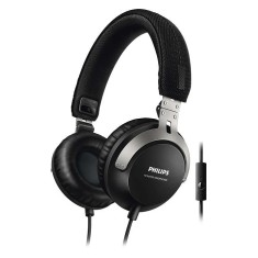 Foto Headphone Philips com Microfone SHL3565BK/00