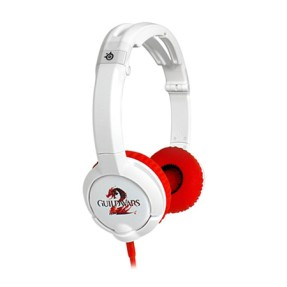 Foto Headphone Steelseries com Microfone Guild Wars 2
