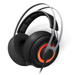 Foto Headphone Steelseries com Microfone Siberia Elite
