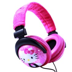 Foto Headphone Hello Kitty SKR-HK-36709-SP Ajuste de Cabeça
