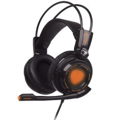 Foto Headset OEX com Microfone Extremor HS400