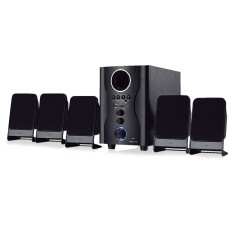 Foto Home Theater Leadership 80 W 5.1 Canais Funk 0423