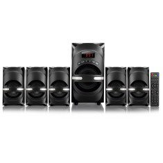 Foto Home Theater Multilaser 170 W 5.1 Canais SP169