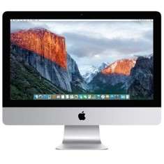 Foto iMac Apple MK442BZA Intel Core i5 8 GB 1 TB Mac OS X Yosimite 21,5""
