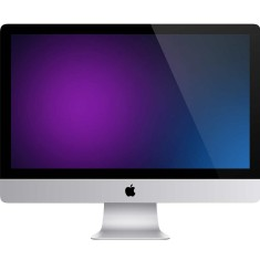 Foto iMac Apple MF885BZ/A Intel Core i5 8 GB 1 TB Mac OS X Yosimite 27""