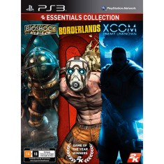 Foto Jogo 2K Essentials Collection PlayStation 3 2K