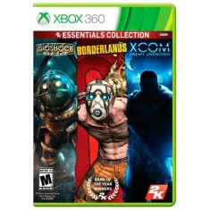 Foto Jogo 2K Essentials Collection Xbox 360 2K