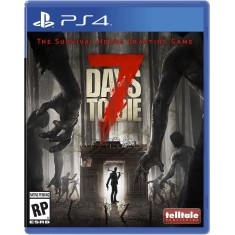 Foto Jogo 7 Days to Die PS4 Telltale