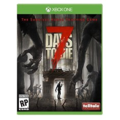 Foto Jogo 7 Days to Die Xbox One Telltale
