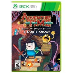 Foto Jogo Adventure Time: Explore The Dungeon Because I Dont Know Xbox 360 D3 Publisher