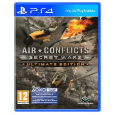 Foto Jogo Air Conflicts Secret Wars PS4 Kalypso Media