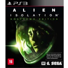 Foto Jogo Alien: Isolation PlayStation 3 Sega