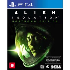 Foto Jogo Alien Isolation PS4 Sega