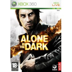 Foto Jogo Alone in the Dark Xbox 360 Atari