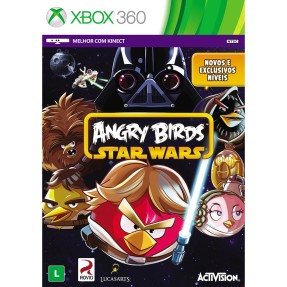 Foto Jogo Angry Birds: Star Wars Xbox 360 Activision