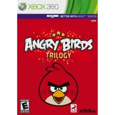 Foto Jogo Angry Birds Trilogy Xbox 360 Activision