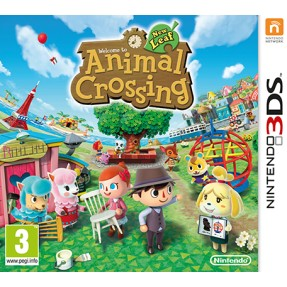 Foto Jogo Animal Crossing New Leaf Nintendo 3DS