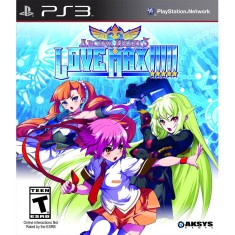 Foto Jogo Arcana Heart 3: Love Max!!!!! PlayStation 3 Aksys Games