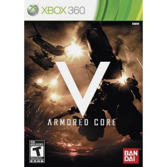 Foto Jogo Armored Core 5 Xbox 360 Bandai Namco