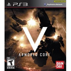 Foto Jogo Armored Core V PlayStation 3 Bandai Namco
