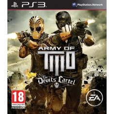 Foto Jogo Army of Two: The Devil's Cartel PlayStation 3 EA