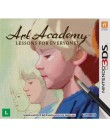 Jogo Art Academy Lessons for Everyone Nintendo 3DS