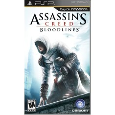 Foto Jogo Assassin's Creed: Bloodlines Ubisoft PlayStation Portátil