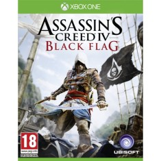 Foto Jogo Assassin's Creed IV: Black Flag Xbox One Ubisoft