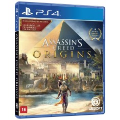 Foto Jogo Assassin's Creed Origins PS4 Ubisoft
