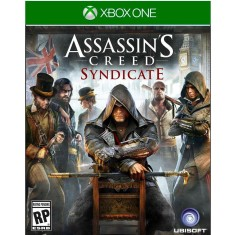 Foto Jogo Assassin's Creed Syndicate Xbox One Ubisoft